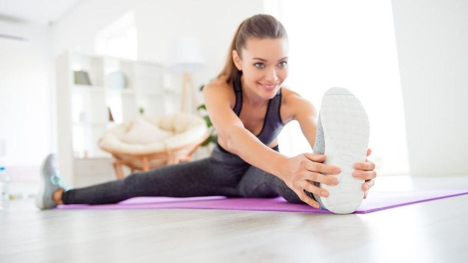 Ein effektives Fitness-Workout ist auch zuhause möglich