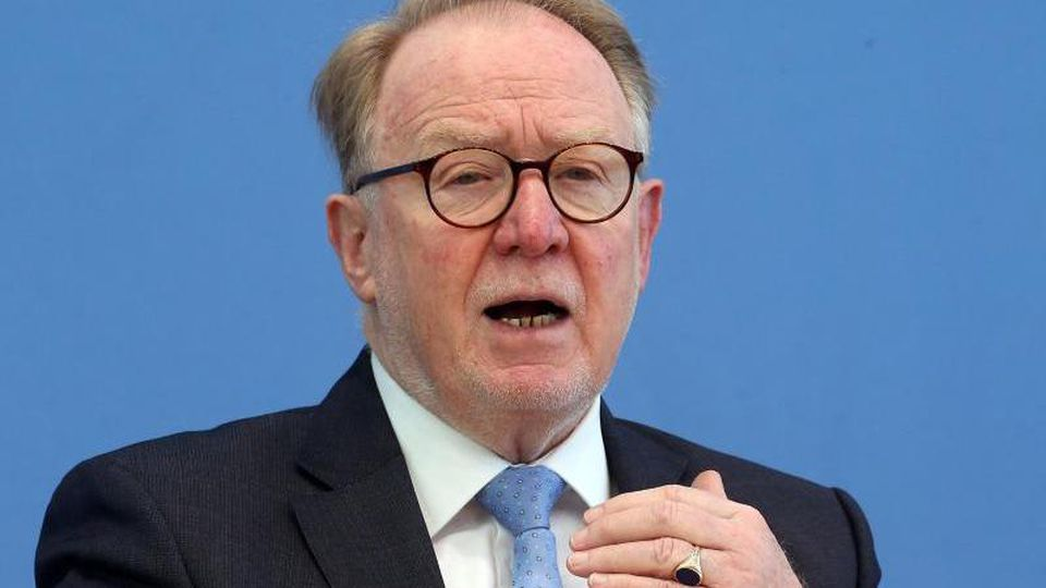 Hans Michelbach (CSU), Stellv. Vorsitzender des Untersuchungsausschusses. Foto: Wolfgang Kumm/dpa/Aktuell