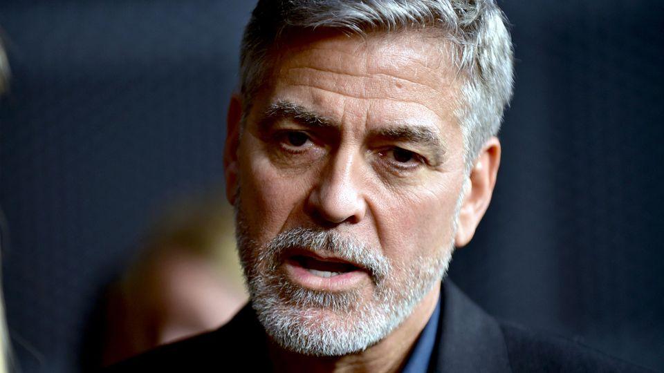 Der schwere Motorrad-Unfall beschäftigt George Clooney noch heute