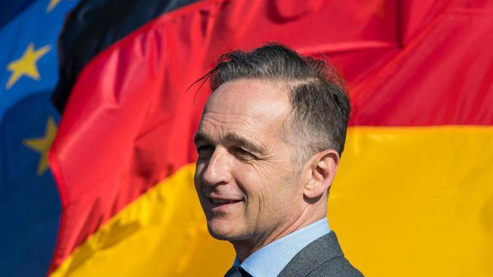 Bundesaußenminister Heiko Maas (SPD). Foto: Oliver Dietze/dpa/archivbild