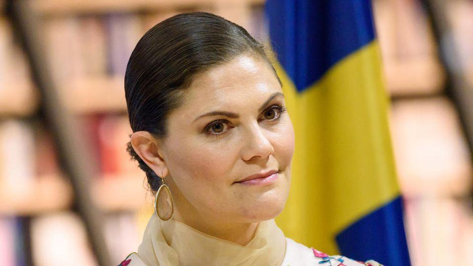 Kronprinzessin Victoria von Schweden feiert am 14. Juli Geburtstag.