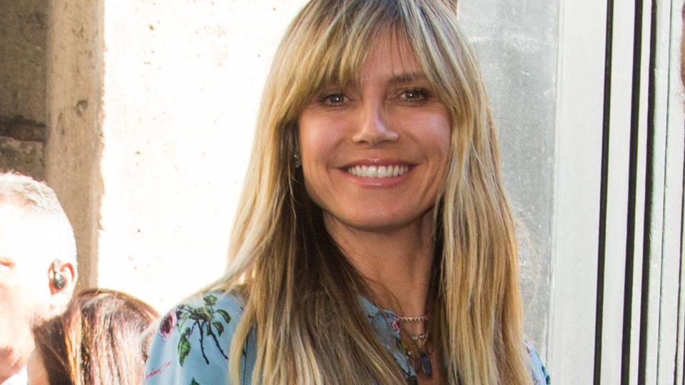 Heidi Klum: Kein Stress bei den Hochzeitsvorbereitungen