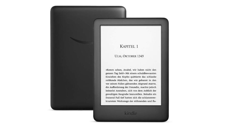 Kindle 2019 in Schwarz