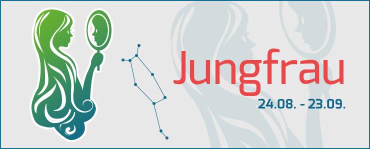 Jungfrau 24.08 - 23.09