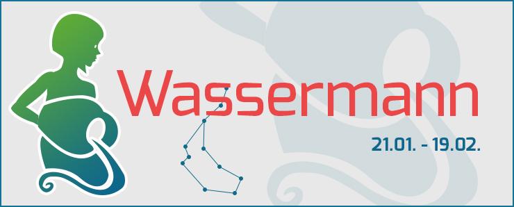 Wassermann 21.01 - 19.02