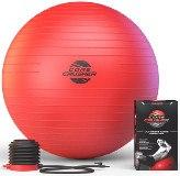 Der Core Crusher Fitness- und Gymnastikball im Test