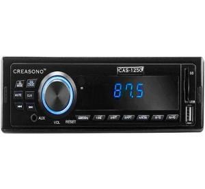 Das Creasono-MP3-RDS-Autoradio-CAS-3300BT-USB-SD-Bluetooth im Vergleich