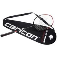 Der attraktive Badmintonschläger Carlton Powerblade Superlite