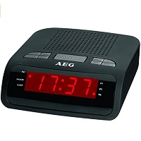 AEG MRC 4142 Radiowecker Test
