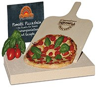 Pimotti 202_002 Schamott Pizzastein Brotbackstein