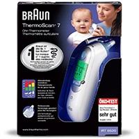Braun IRT6520 Fieberthermometer Test