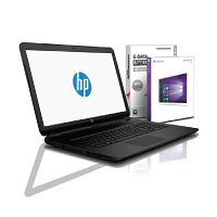 HP Notebook 15,6 Zoll, AMD E2-7110