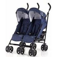 Knorr-baby 832200 Geschwisterwagen Test