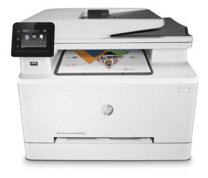 Welche Arten von Farblaserdrucker gibt es in einem Testvergleich?