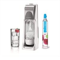 Sodastream Wassersprudler Cool grau