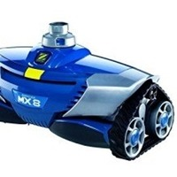 Zodiac MX8 Poolroboter Test