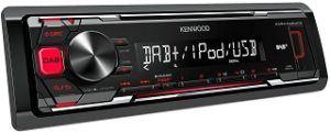 Welche Arten von Dab Radio gibt es in einem Testvergleich?