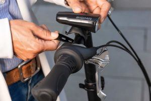 Häufige Mängel von Fahrradbeleuchtungen aus einem Test