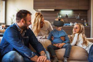 Die Handhabung vom VR Brille Testsieger im Test und Vergleich