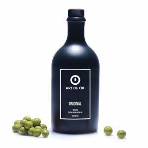 Die Herstellung von Olivenöl im Test und Vergleich