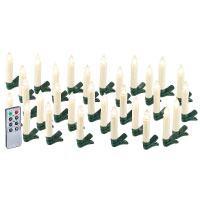 Weihnachtsbaumbeleuchtungen kabellos