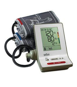 Alle Zahlen und Daten aus einem Blutdruckmessgerät Test und Vergleich