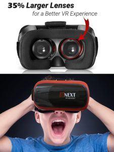 Alle Zahlen und Daten aus einem VR Brille Test und Vergleich