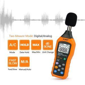 Die wichtigsten Vorteile von einem Schallpegelmessgerät Testsieger in der Übersicht