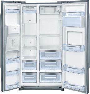 Die wichtigsten Vorteile von einem Side By Side Kühlschrank Testsieger in der Übersicht