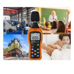 Die verschiedenen Anwendungsbereiche aus einem Schallpegelmessgerät Testvergleich