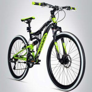 Welche Arten von Mountainbike gibt es in einem Testvergleich?