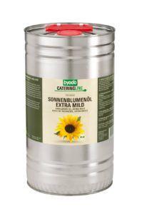Welche Arten von Sonnenblumenöl gibt es in einem Testvergleich?