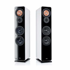 Welche Arten von Surround Lautsprecher gibt es in einem Testvergleich?