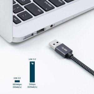 Welche Arten von USB Ladekabel gibt es in einem Testvergleich?