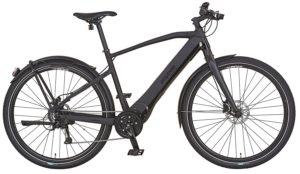 Welche Arten von Urban Bike gibt es in einem Testvergleich?