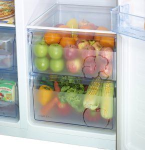 Die einfache Bedienung vom Side By Side Kühlschrank Testsieger im Test und Vergleich