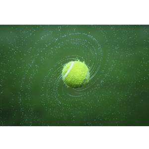 Einen Test für Tennisbälle - Wie sind die Bedingungen im Vergleich zu anderen Produkten?