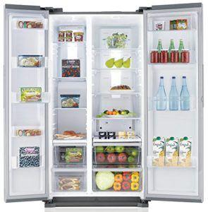 Die aktuell besten Produkte aus einem Side By Side Kühlschrank Test im Überblick