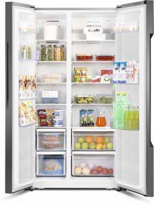 Alle Zahlen und Daten aus einem Side By Side Kühlschrank Test und Vergleich