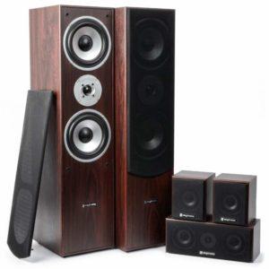 Nach diesen wichtigen Eigenschaften wird in einem Surround Lautsprecher Test geprüft
