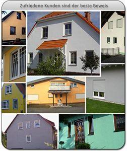 Alle Erfahrungen vom Fassadenfarbe Testsieger im Test und Vergleich