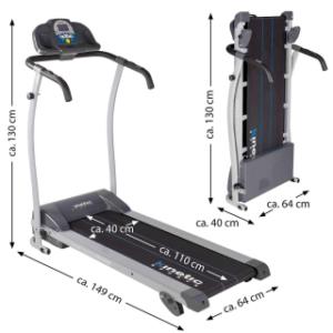 Fitness Laufband als eine Art des Laufbands im Test und Vergleich