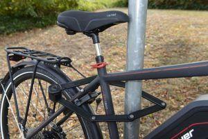 Alle Fragen aus einem Fahrradschloss Test und Vergleich