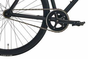 Wie wird das Urban Bike aus dem Test gewartet und gepflegt?