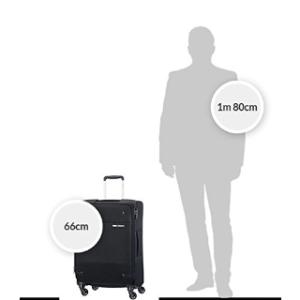Wie groß sollte das Gepäckstück sein?