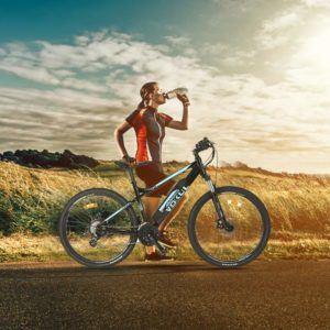 Die Handhabung vom Mountainbike Testsieger im Test und Vergleich