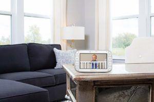Die Handhabung vom Video Babyphone Testsieger im Test und Vergleich