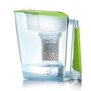 Hausanschluss für den Wasserfilter aus dem Test