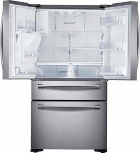 Der Komfort vom Side By Side Kühlschrank Testsieger im Test und Vergleich