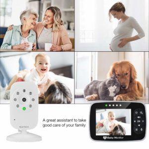 Wie viel Euro kostet ein Video Babyphone Testsieger im Online Shop